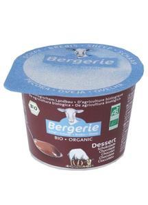 Deser owczy czekoladowy BIO 125g Bergerie - 2825280583