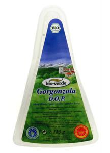 Ser Gorgonzola BIO 125g Bio Verde - 2825280584