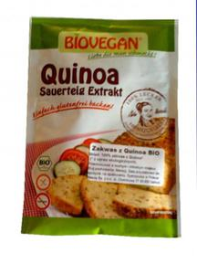 Zakwas z quinoa do chleba BIO 20g Biovegan - 2825280643