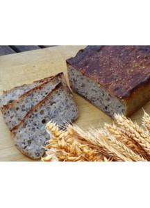 Chleb żytni z ziarnami na zakwasie 650g Piekarnia Sarnowska - 2825280652