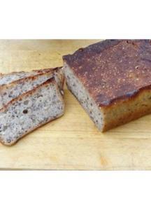 Chleb żytni z czarnuszką na zakwasie 650g Piekarnia Sarnowska - 2825280653