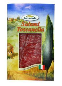 Salami Toscanella plastry BIO 80g Bio Verde - 2825280695