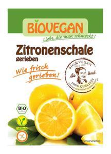 Skórka cytryny suszona bezglut. BIO 9g Biovegan - 2825280760