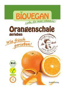 Skórka pomarańczy suszona bezglut. BIO 9g Biovegan - 2825280761