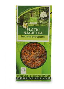 Płatki nagietka herbatka BIO 25g Dary Natury - 2825280781