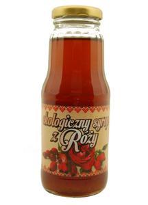 Syrop z róży BIO 270ml Dary Natury - 2825280798