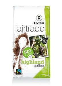 Kawa mielona wysokogórska BIO 250g Oxfam - 2866154258