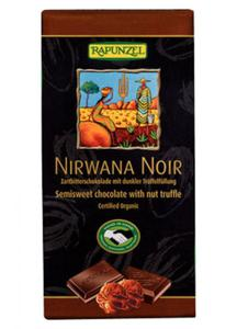 Czekolada Nirwana truflowa BIO 100g Rapunzel - 2825280905