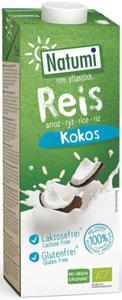Napój ryżowo-kokosowy bezglutenowy BIO 1l Natumi - 2864313876