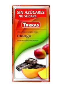 Czekolada gorzka z mango 75 Torras - 2825280951