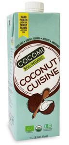 Kokosowa alternatywa mleka (17% tłuszczu) BIO 330ml Cocomi - 2854116410