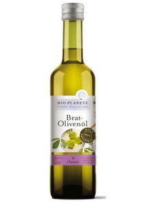 Oliwa z oliwek do smażenia BIO 500ml Bio Planete - 2845465768