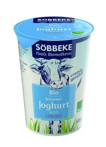 Jogurt naturalny 1,5% BIO 500g Sobbeke - 2825281136