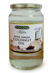 Olej kokosowy Ext.Virgin BIO 1l Cocomi - 2825281138