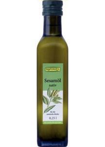 Olej sezamowy BIO 250ml Rapunzel - 2825279782
