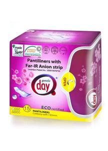 Wkładki higieniczne z paskiem anionowym 15szt Gentle Day - 2825281219