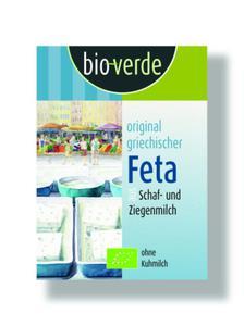 Ser Feta BIO 180g Bio Verde - 2825281250