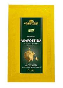 Przyprawa indyjska Asafoetida, Asafetyda BIO 10g Cosmoveda - 2876680772