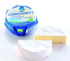 Ser Camembert BIO 125g Oma - 2825281493