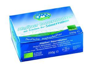 Masło śmietankowe BIO 250g Oma - 2825281537