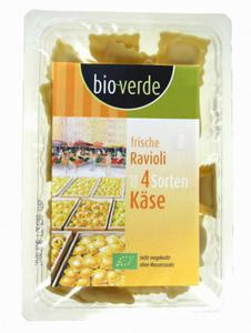 Ravioli 4 sery BIO 250g Bio Verde - 2825281565