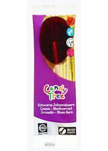 Lizak smak porzeczkowy BIO 13g Candy Tree - 2825279813