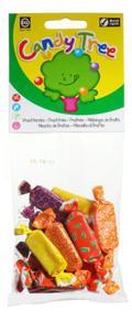 Cukierki mix smaków bezglutenowe BIO 75g Candy Tree - 2833975611
