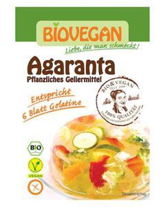 Agar, Agaranta żelująca bezgluten. BIO 3x6g Bio Vegan - 2875801466