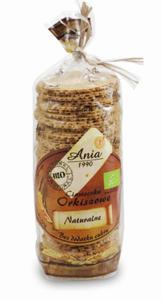 Ciasteczka Ani orkiszowe bez cukru BIO 120g Bio Ania - 2836742760