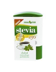 Stewia w tabletkach 250 szt Domos Zielony Listek - 2837483345