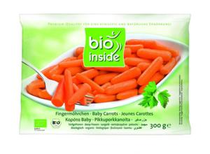 Marchewka Mini mrożona BIO 300g Bio Inside - 2857888775
