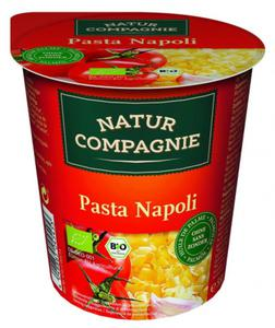 Danie w kubku Pasta Napoli BIO 59g Natur Compagnie - 2844802550