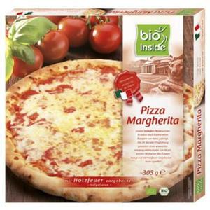Pizza Margherita mrożona BIO 305g Bio Inside - 2857888778