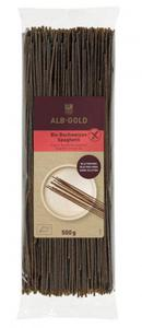 Makaron gryczany Spaghetti bezglut. BIO 500g Alb-Gold - 2876962919