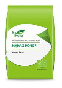 Mąka z konopi BIO 400g Bio Planet - 2883498856