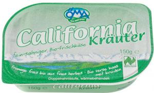 Serek kanapkowy ziołowy BIO 150g Oma - 2848097339