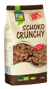 Crunchy czekoladowe BIO 400g Bohlsener Muehle - 2850221922