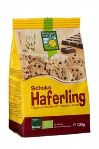 Ciasteczka owsiane czekoladowe BIO 125g Bohlsener Muehle - 2850221927