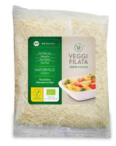Produkt wegański a'la ser żółty tarty BIO 200g Veggi Filata - 2880559632