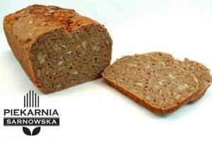 Chleb żytni razowy ze słonecznikiem na zakwasie 650g Piekarnia Sarnowska - 2852713322