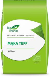 Mąka z Teff BIO 400g Bio Planet - 2881320295
