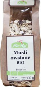 Musli owsiane BIO 300g Bio Raj - 2854116438