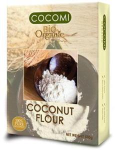 Mąka kokosowa BIO 500g Cocomi - 2854116443