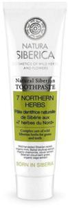 Pasta do zębów 7 północnych ziół EKO 100g Natura Siberica - 2855815265