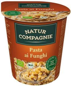 Danie w kubku Makaron z grzybami BIO 50g Natur Compagnie - 2855966610