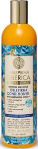 Odżywka do włosów słabych i zniszczonych - Odbudowa 400ml Oblepikha Siberica - 2856426380