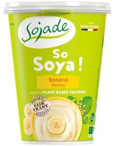 Produkt sojowy bananowy BIO 400g Sojade - 2857320005
