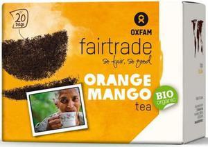 Herbata czarna mango-pomarańcza BIO FT 20x1,8g Oxfam - 2876962926