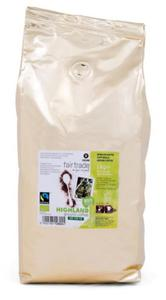 Kawa mielona wysokogórska BIO 1kg Oxfam - 2858589985