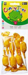 Lizaki cytrynowe bezgluten. BIO 75g Candy Tree - 2861943514